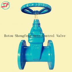BS5163 QT450 CAST IRON DUCTILE IRON WATER GATE VALVE