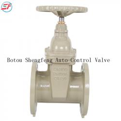 heavy type BS5163 Pn16 Cast iron gate valve