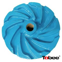 Tobee offers 2/1.5B-AH slurry pump wetted parts