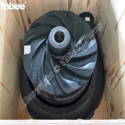rubber cover plate liner G8018SRTL1R55 for 10/8 AH slurry pumps, R55 spares for AH mining pumps