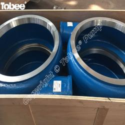 mining wear spare parts for 14/12-AH pump parts replacement
