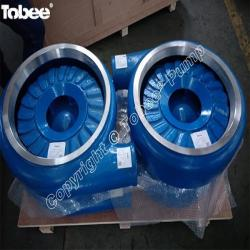 Tobee offer 8/6-AH pumps spare parts, 6/4-AH slurry pumps wetted parts