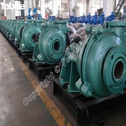 AH type slurry pumps and spares for mining and minerals
