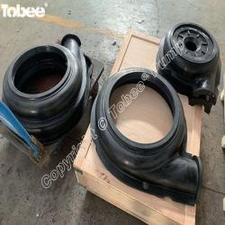 rubber cover plate liners, frame plate liners for 4/3-AH slurry pumps parts replacement