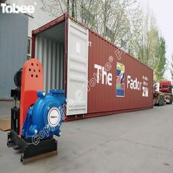 6/4-AH slurry pumps, 4/3-AH mining pumps supply