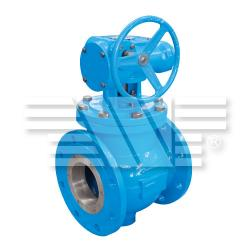 Semi Eccentric Ball Valve