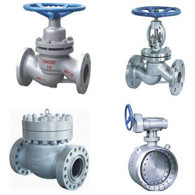 Double eccentric butterfly valve (TH-BTV-DE)