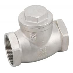 H14W Thread Stainless steel check valve