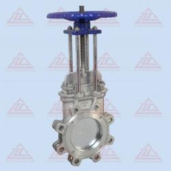 Replacement seat  knife gate valve